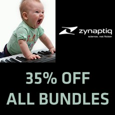 Zynaptiq - 35% OFF all bundles