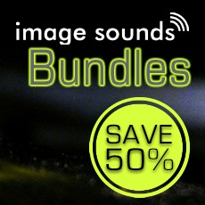 Image Sounds - Save 50% with Bundles