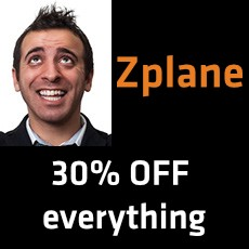 Zplane - 30% OFF everything