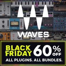 Waves - Black Friday - 60% OFF