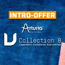 Arturia - V-Collection 8 - Intro Offer