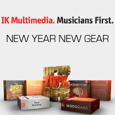 IK New Year New Gear - Save Up To 70%