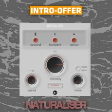 Rast Sound - Naturaliser - Intro Offer