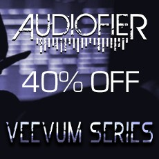 Audiofier - Veevum Sale - 40% OFF