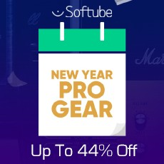 Softube - New Year Pro Gear - Up to 44% Off