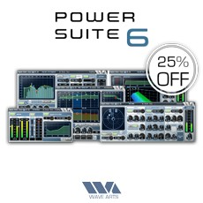 Wave Arts - Power Suite - 25% OFF