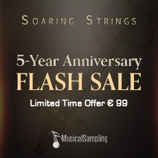 Musical Sampling - Soaring Strings Flash Sale