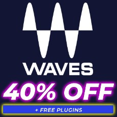 Waves - Get Creative Sale - 40% Off