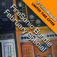 UnitedPlugins - FireSonic Bundle - Special Offer