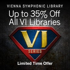 VSL - Up to 35% Off All VI Series Libraries