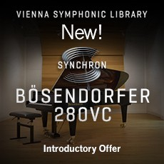 VSL - Boesendorfer 280VC - Intro Offer