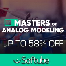 Softube - Masters of Analog Modelling Sale