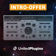 UnitedPlugins - Orbitron - Intro Offer