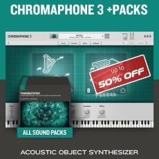 AAS Chromaphone 3 + Packs - 50% OFF