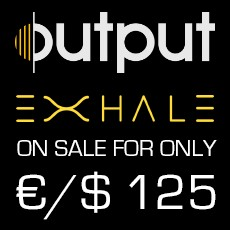 Output - Get Exhale with up to 40% Off
