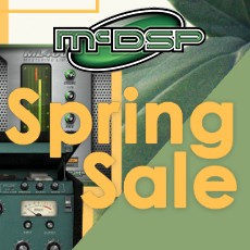McDSP - Spring Sale - Up to 75% Off