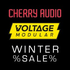 Cherry Audio - Voltage Modular Winter Sale