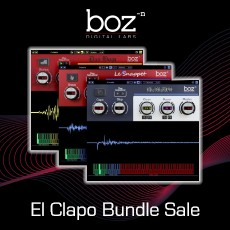 Boz Digital Labs - El Clapo Bundle Sale