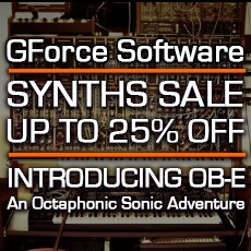 GForce Software - Up to 25% Off