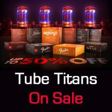 IKM - Tube Titans Sale - Up 50% Off