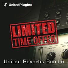 UnitedPlugins - Reverb Bundle - Special Offer