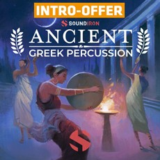 Soundiron - Ancient Greek Percussion - Intro Offer