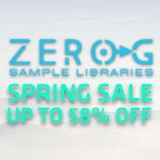 Zero G Spring Sale - Up to 52% Off