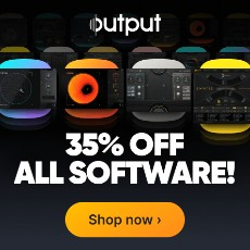Output Spring Sale - 35% Off