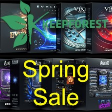 Keepforest Spring Sale - Up to 50% OFF
