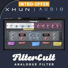 Xhun - FilterCult Intro Offer