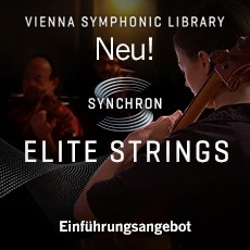 VSL Synchron Elite Strings Intro Offer