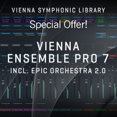 VSL - Vienna Ensemble Pro 7 Special Offer