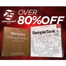 IKM - 25th Anniversary Krazy Deal - 80% Off
