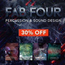 Cinesamples - 30% Off Percussion & Sound Design