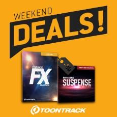 Toontrack - Weekend Deal Two