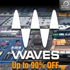 Waves - Up to 90% Off - Best Service Exclusive