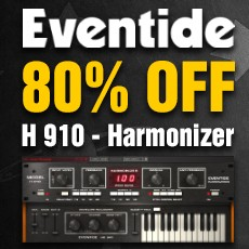 Eventide - 80% Off  H910 Harmonizer