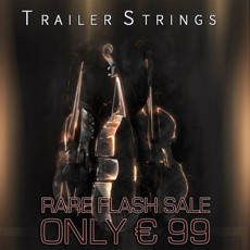 Musical Sampling - Trailer Strings Flash Sale