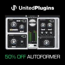 UnitedPlugins - 50% Off Autoformer