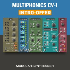 AAS - Multiphonics CV-1 - Intro Offer