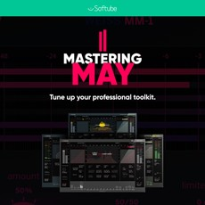 Softube - Mastering May - Up to 55% Off