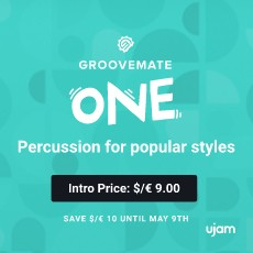 UJAM: Groovemate ONE Introductory Offer