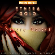 Zero G - Ethera Gold Sahara Voices - Intro Offer