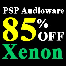 PSP Audioware - 85% Off Xenon