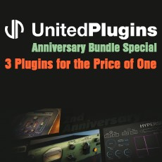 UnitedPlugins - 2nd Anniversary Bundle Special