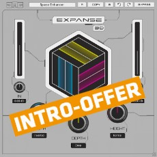 UnitedPlugins - Expanse 3D - Intro Offer