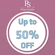 Prime Studio Sale - Up to 50% OFF