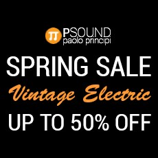 PSound Spring Sale - Up to 50% Off