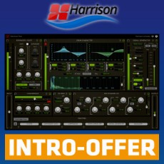 Harrison AVA Drum Flow Intro Offer