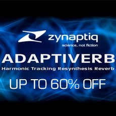 Zynaptiq Adaptiverb On Sale